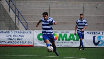 """Mazzamuto: """"Emozionante esordire in prima squadra, al Monreale mi sento a casa"""""""